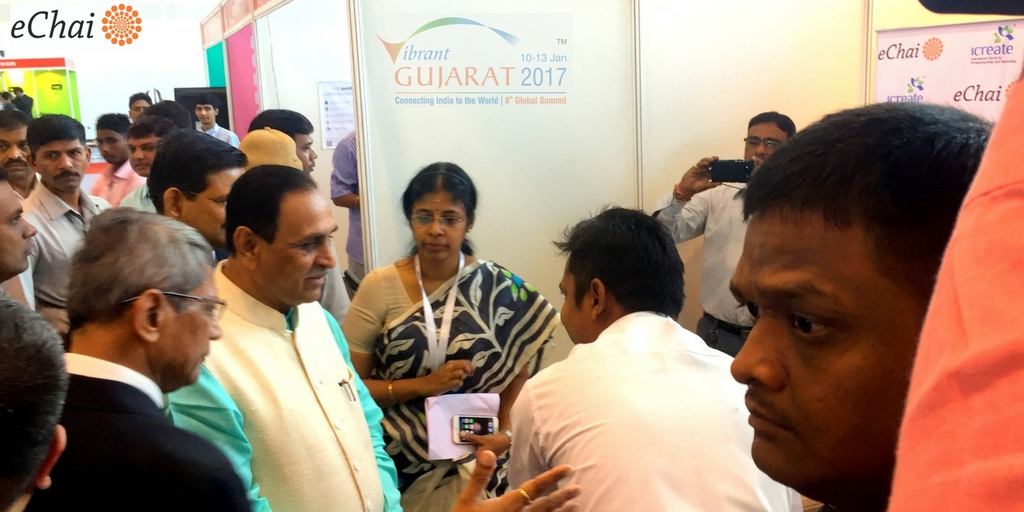 Echai at vibrant gujarat