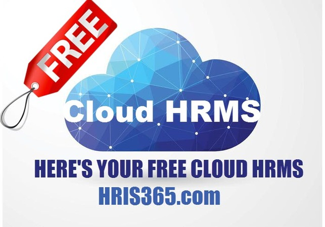 Free cloud hrms