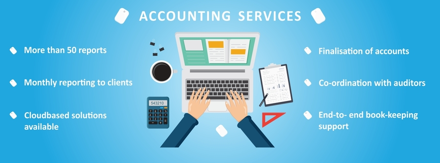 34. accounting service
